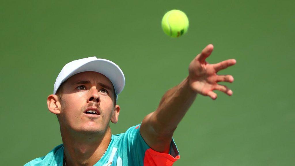Alex De Minaur looking to make impact in ATP Cup