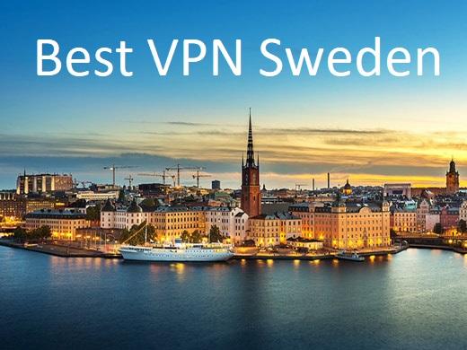 Best VPN for Sweden
