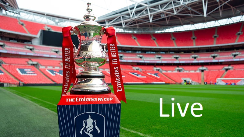 FA Cup live anywhere with VPN