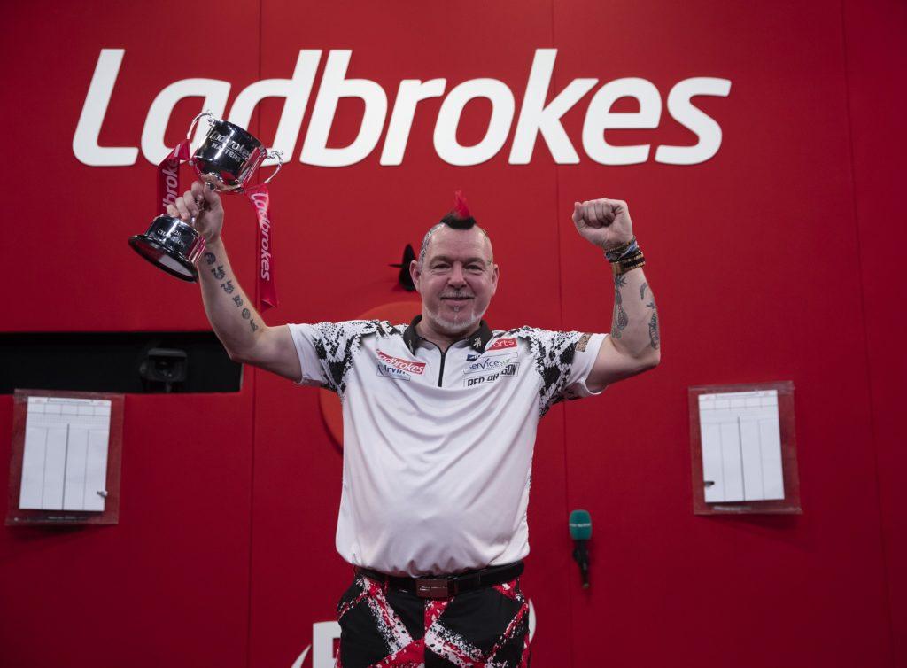 Ladbrokes Masters Darts Tournaments