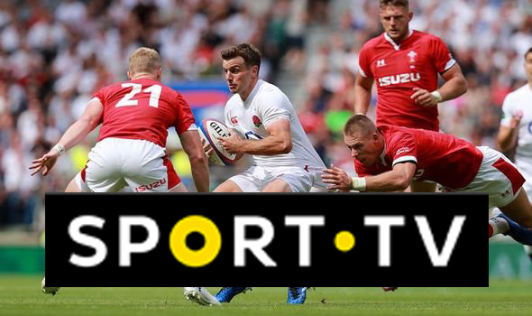 Sport TV broadcast Rugby Six Nations live in Portugal