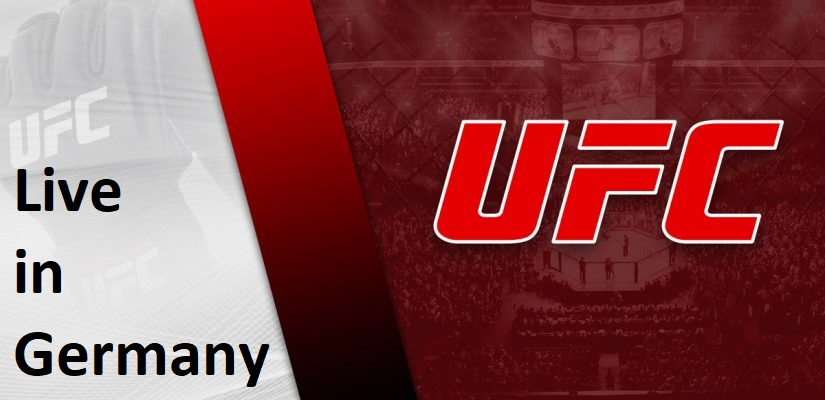 UFC Live in Germany
