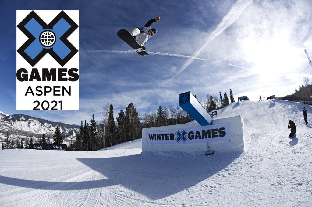 Winter X Games 2021 Aspen live