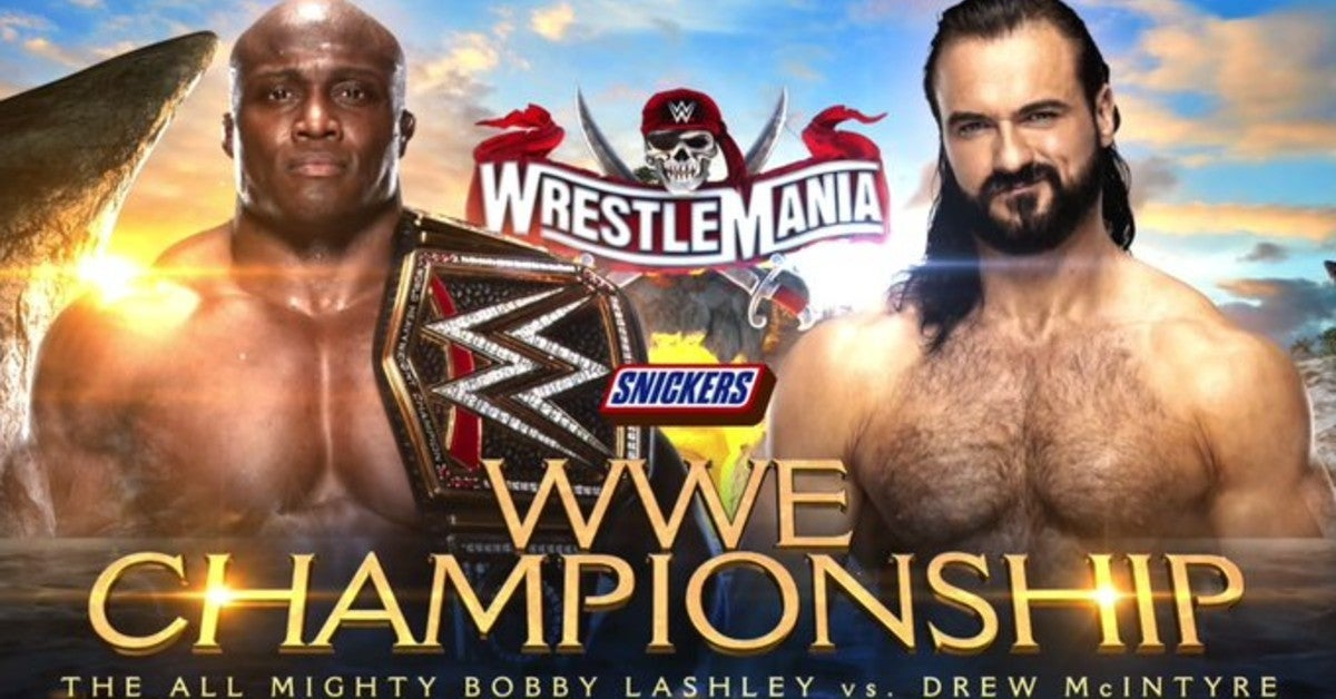 Wrestlemania 37 events tonight