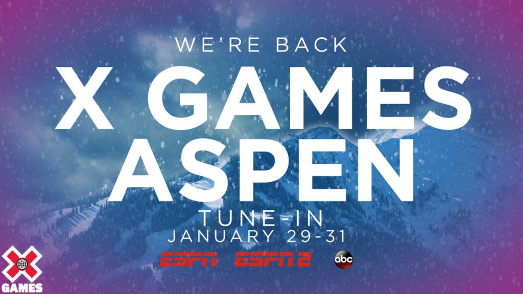 X Games 2021 back at Aspen