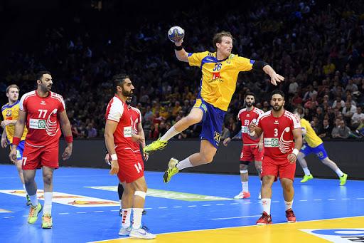 france vs sweden handball game