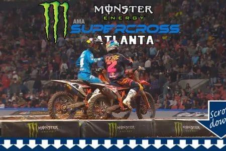 AMA Supercross Atlanta