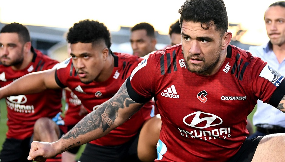 Crusaders Rugby squad for Super rugby