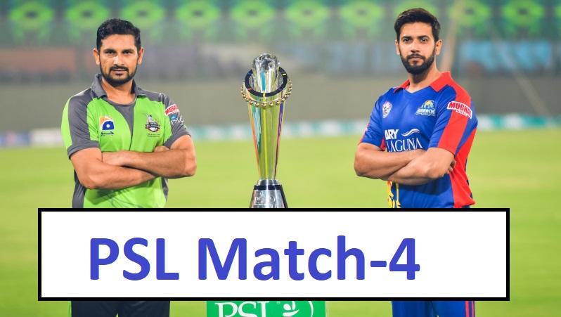 Lahore Qalandars ready to go winning streak against Quetta Gladiators on PSL 2021 Match 4
