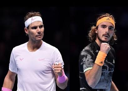 Nadal vs Tsitsipas ready for battle in ao 2021