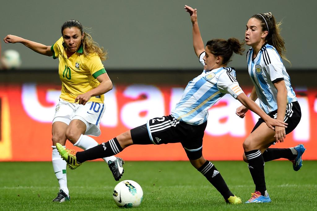 brazil vs argentina womens football