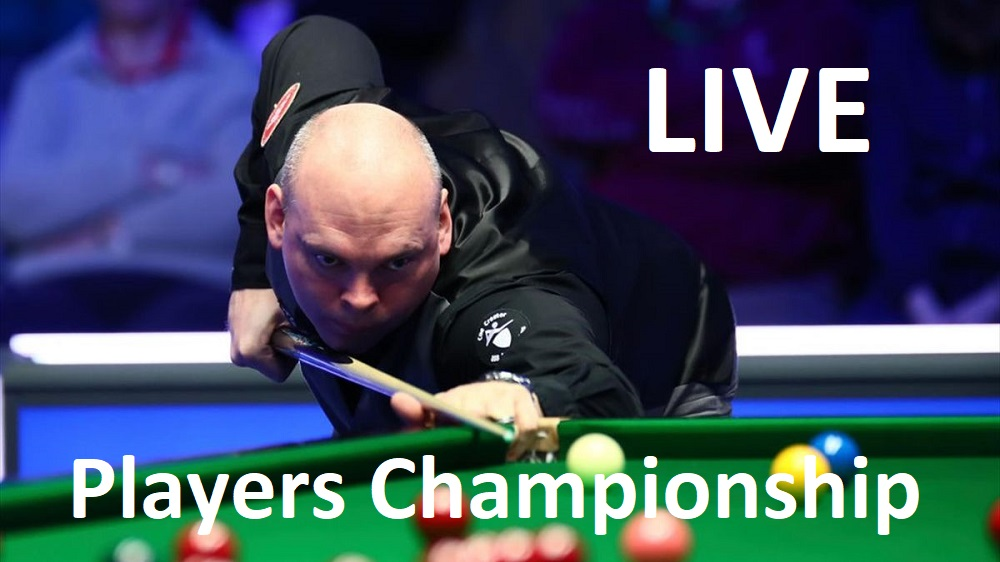 players championship snooker 2021