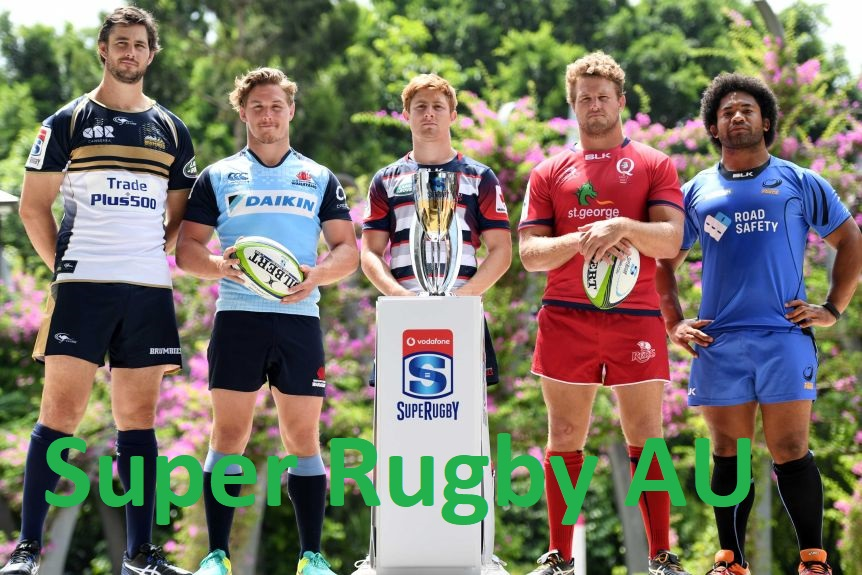 super rugby au begin from the 19 February 2021