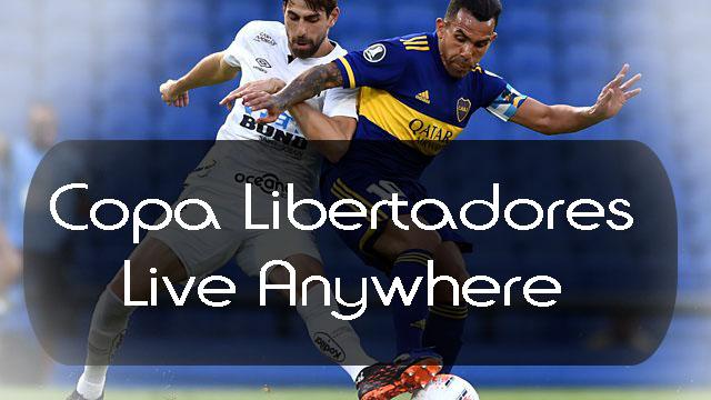 Copa Libertadores live match