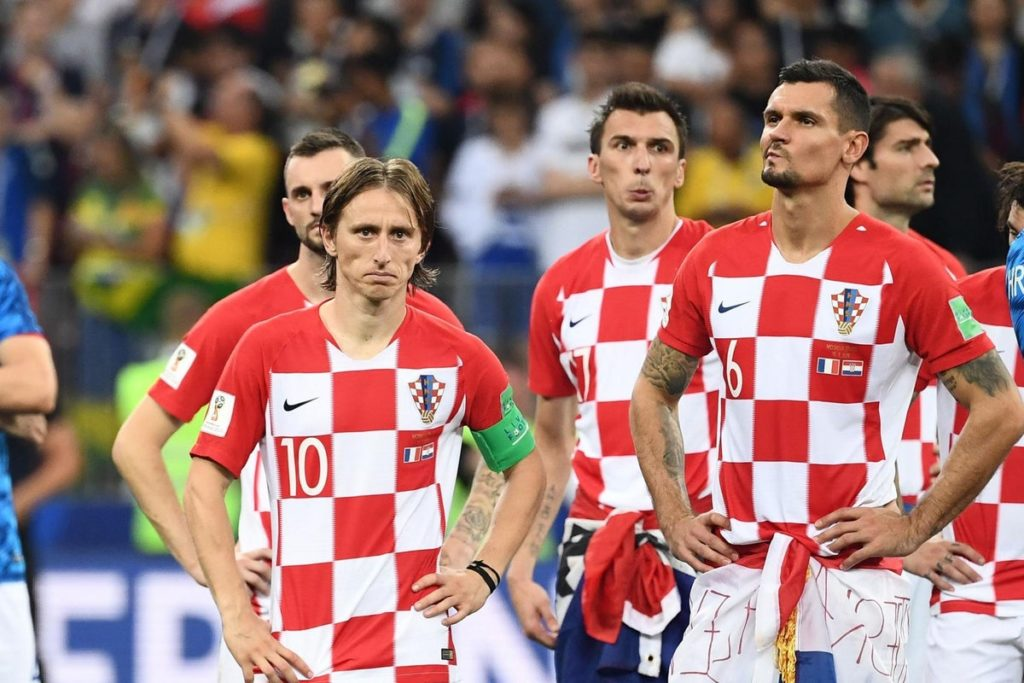 Croatia Football Players