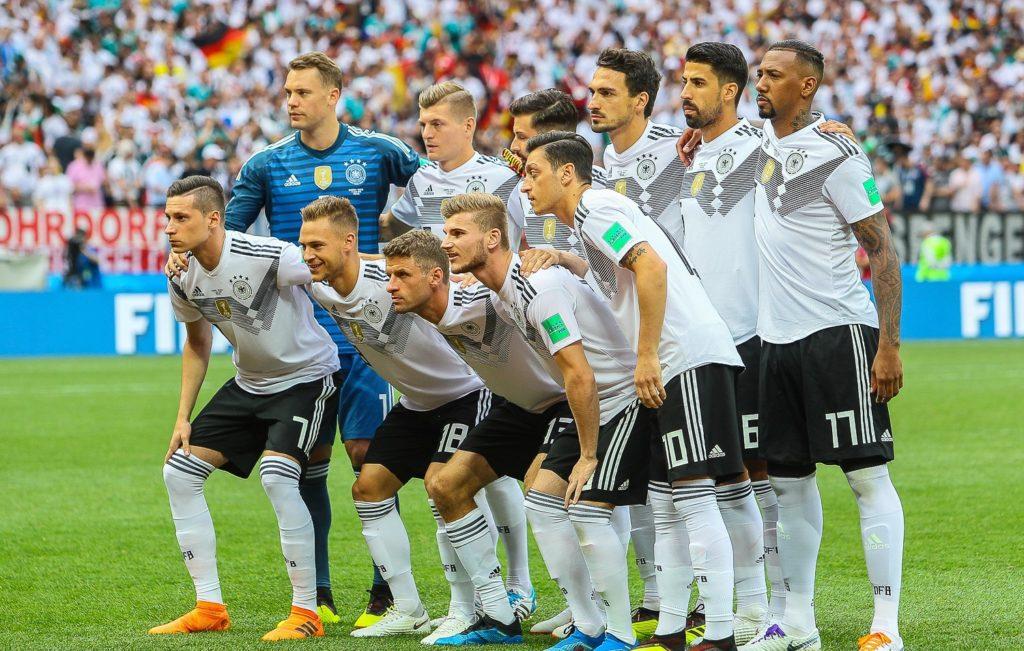 Germany Football Players