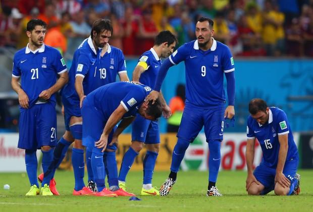 Greece players