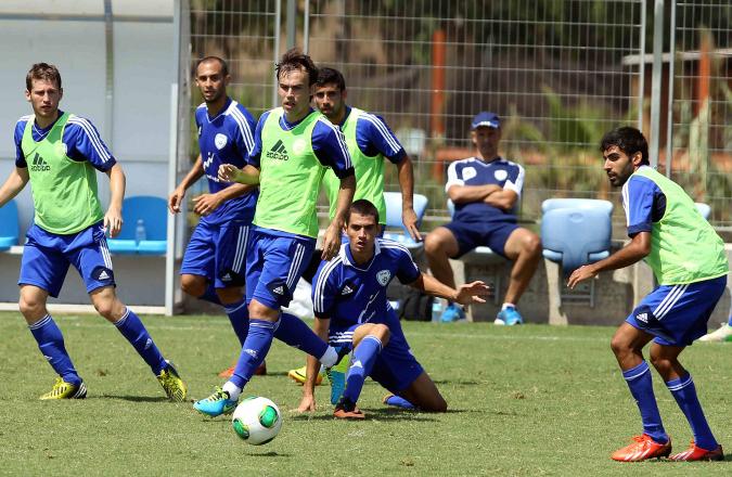 Israel Football Players