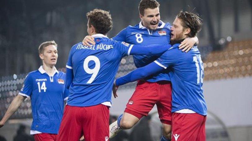 Liechtenstein Football Players