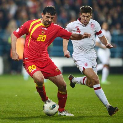Montenegro Football Players