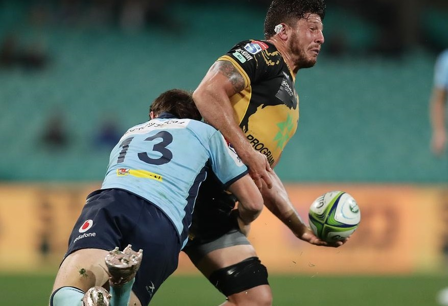 Waratahs vs Force super rugby 5 march game