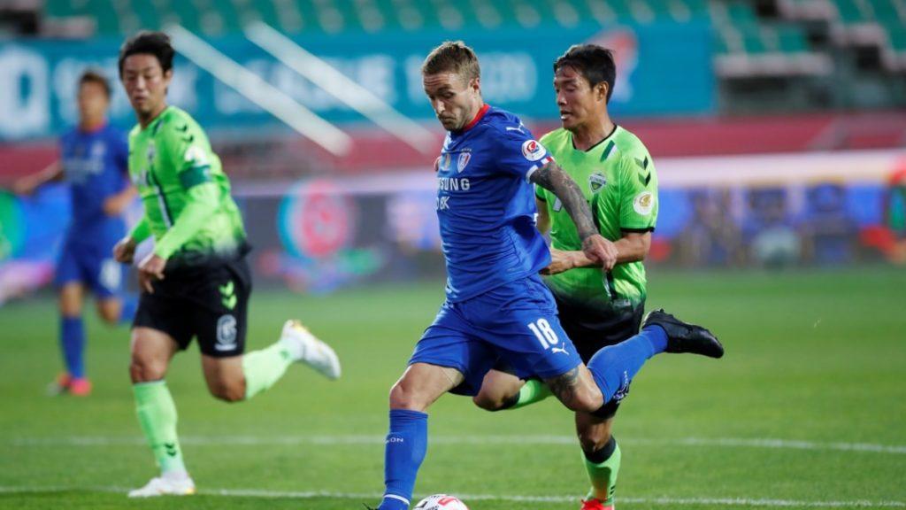 k league football