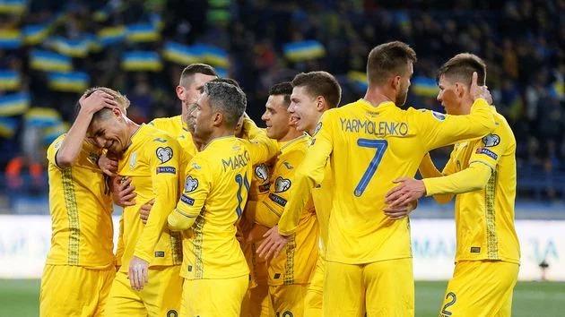 ukraine players
