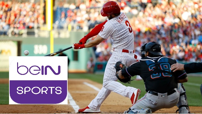 MLB live in mena countries