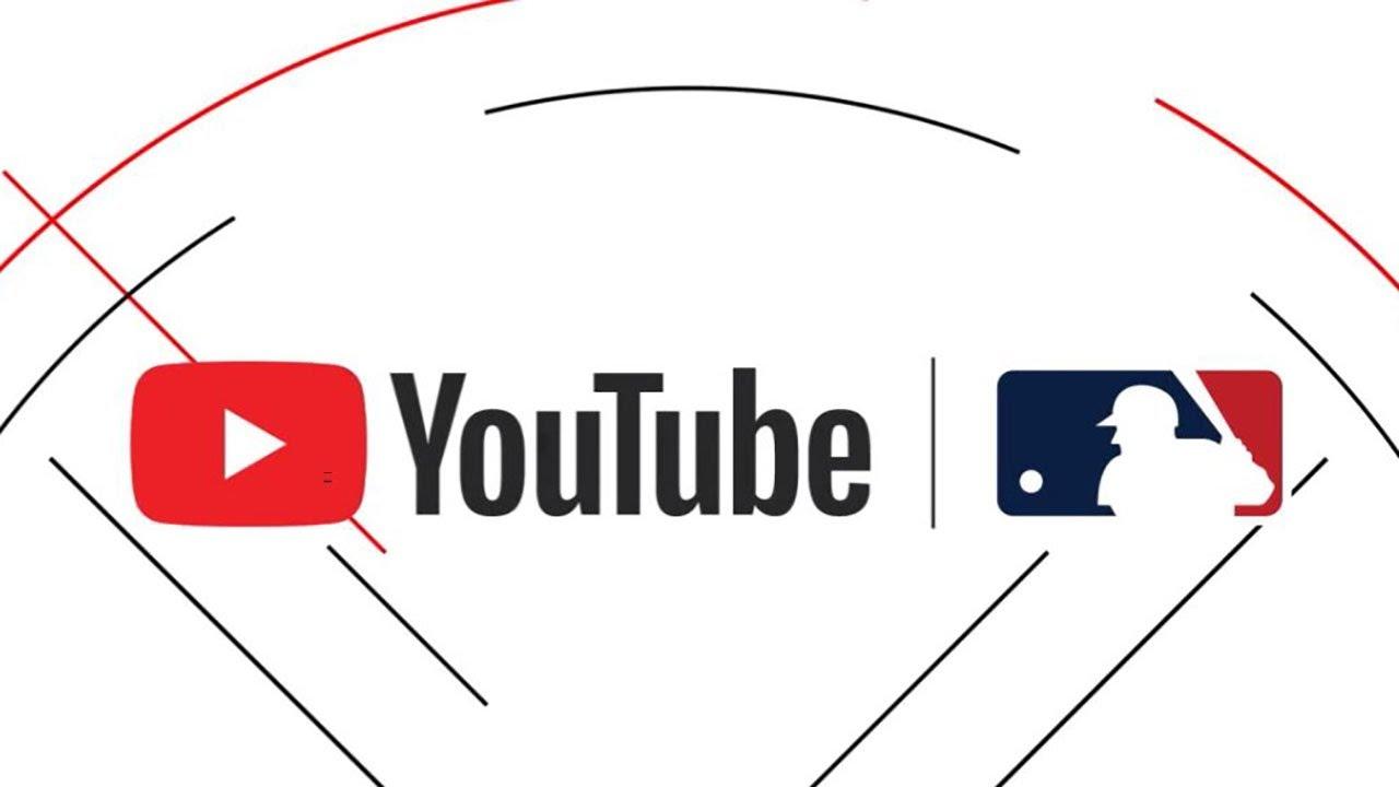 MLB live on youtube