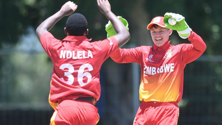 Marumani picks in zimbabwe for pakistan t20 series