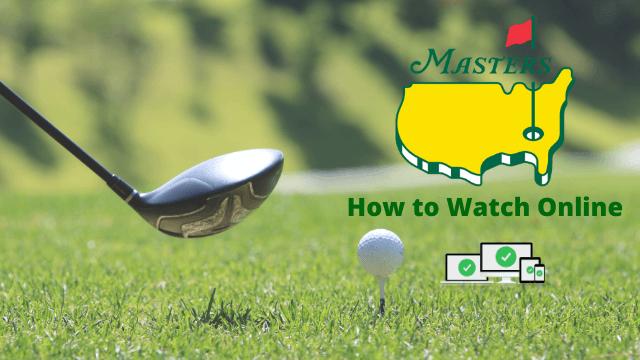 Masters watch online