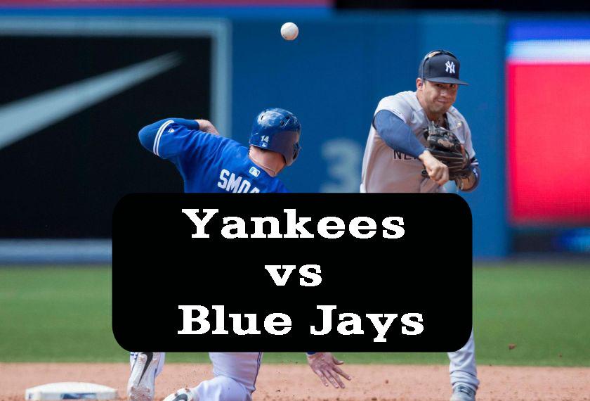 Yankees vs Blue Jays live
