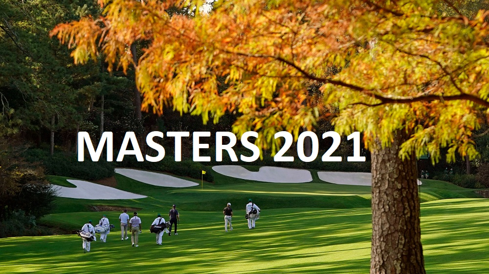 masters golf begin from 8 april