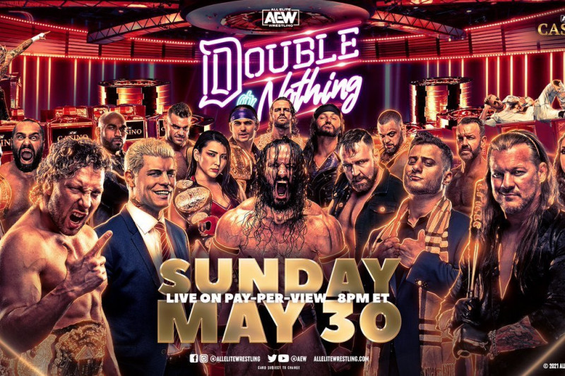 AEW Double or Nothing live