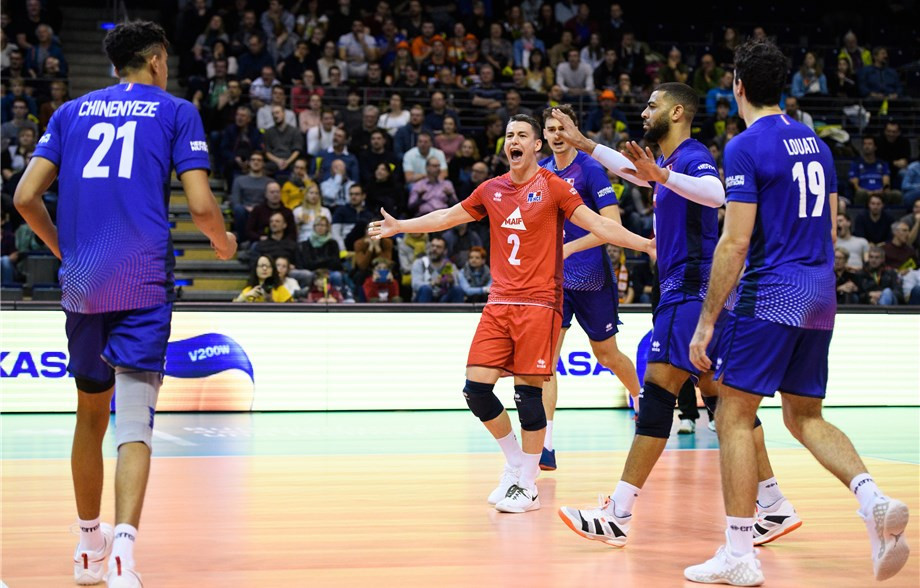 France volleyball