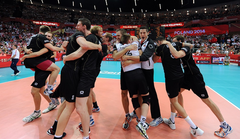 Germany Volleyball