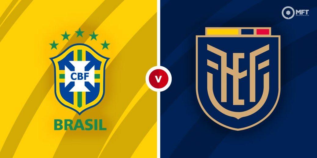 Are you ready for copa america brazil vs ecuador action
