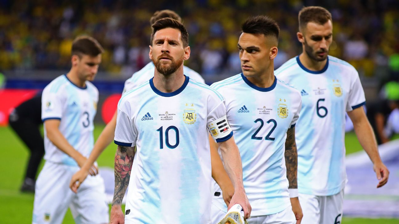Argentina football
