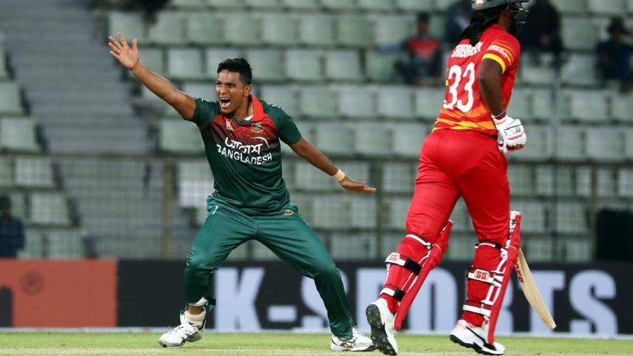 Bangladesh vs Zimbabwe cricket