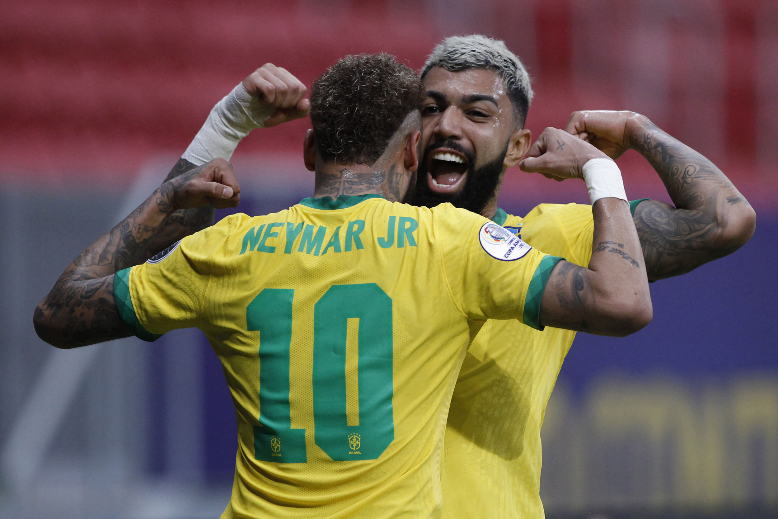 Brazil ready to secure top position