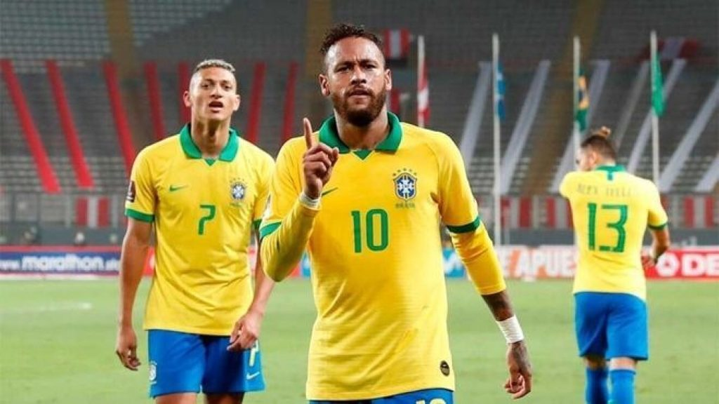 Brazil secure their place in copa america quarter finals