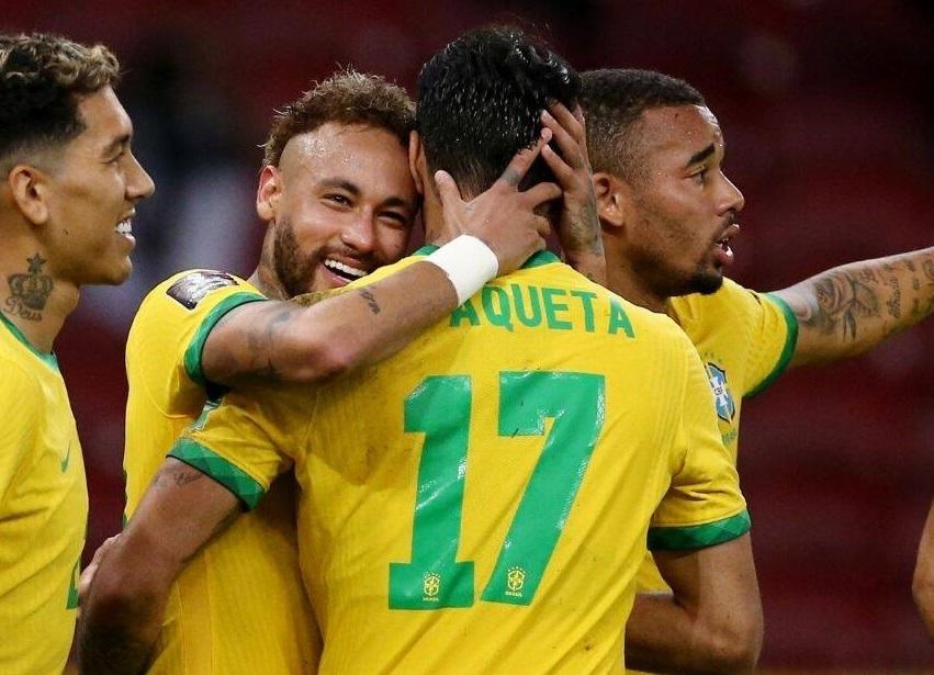 Brazil vs Ecaudor who on the top today