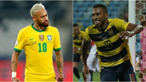 Brazil vs Ecuador today match