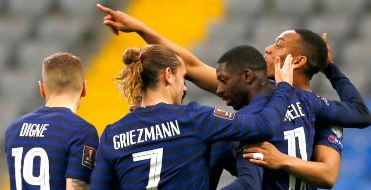 France ready for battle against switzerland