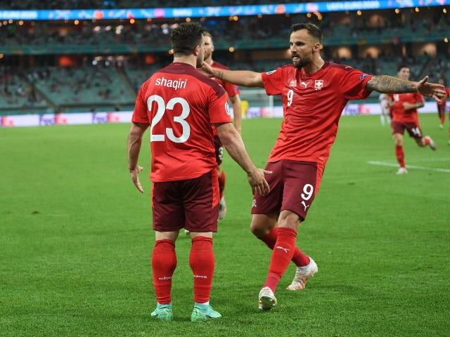 France vs Switzerland 28 June Euro round of 16 clash live