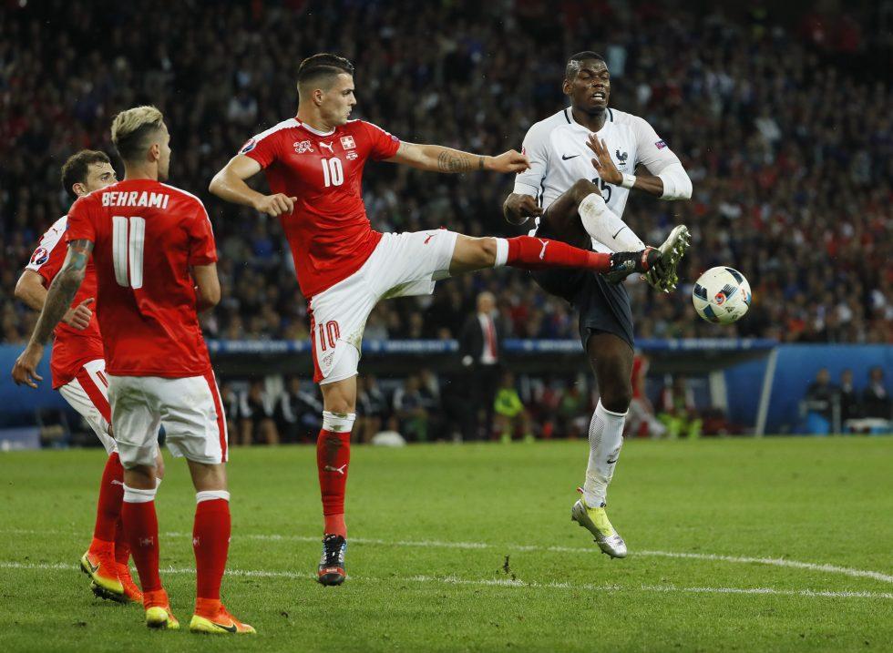 France vs Switzerland clash to watch Euro game