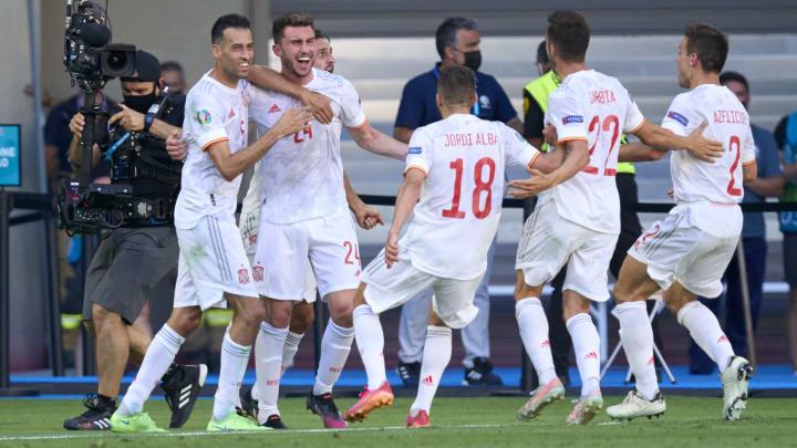 Spain vs Croatia Round of 16 Euro Match Results