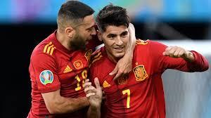 Spain vs Croatia live in HD
