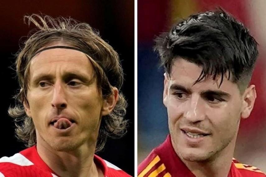 Spain vs Croatia who will win