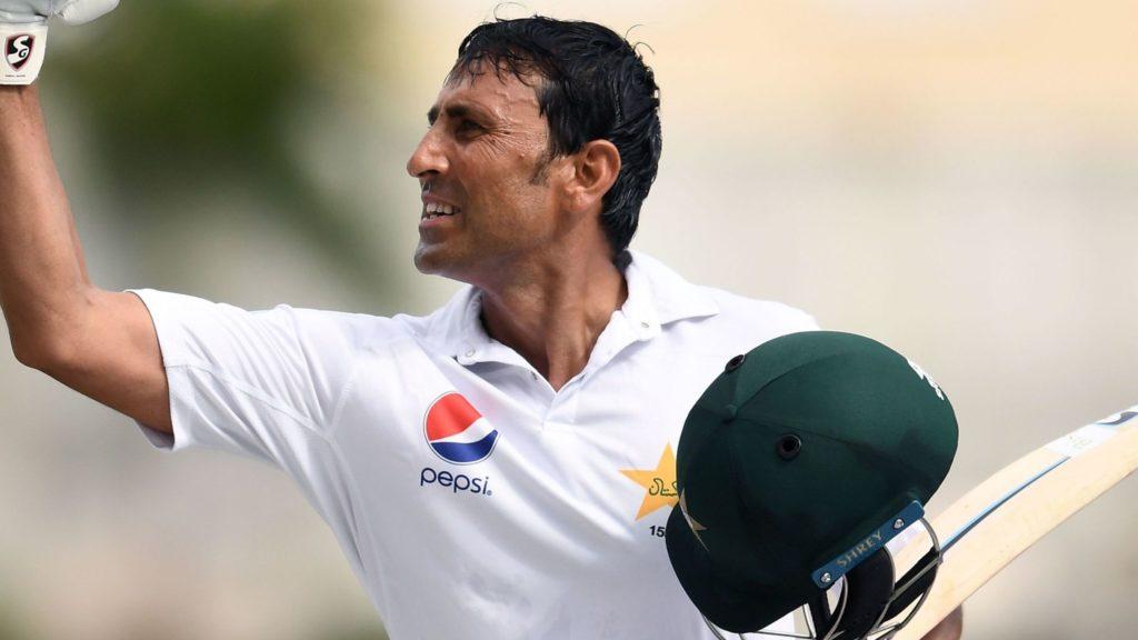 Younis Khan exits as Pakistan batting coach
